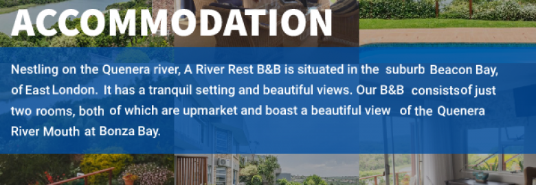 A River Rest Bed And Breakfast